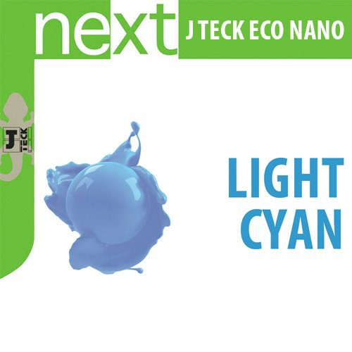 J-Teck J-Next sublimační inkoust LIGHT CYAN 1 litr (Sublimace Termotransfer)