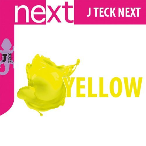 J-Teck J-Next sublimační inkoust YELLOW 1 litr (Sublimace Termotransfer)